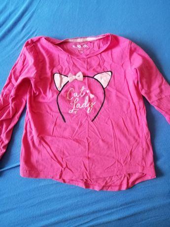 Bluzka dziewczęca 5-10-15