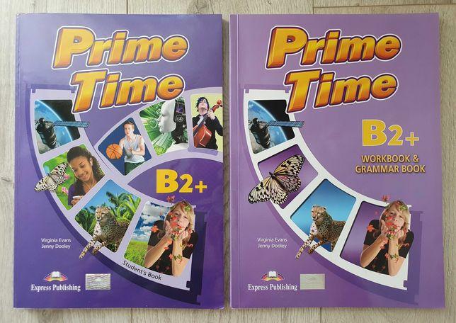 Prime Time B2+ - podręcznik i ćwiczenia