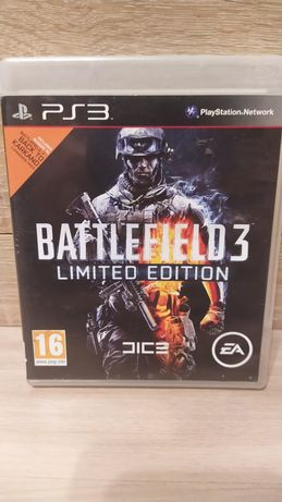 Gra Battlefield 3 Limited Edition na konsole ps3 playstation 3.