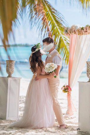 Свадебный наряд в аренду