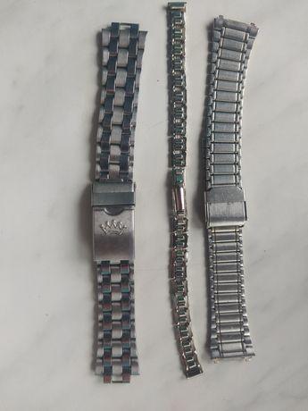 Bransolety do zegarków