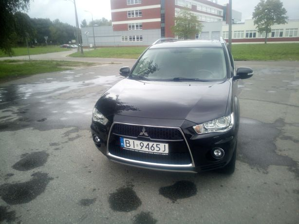 Mitsubishi Outlander 2.0 Did 4×4