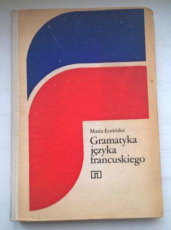 Gramatyka języka francuskiego Maria Łozińska