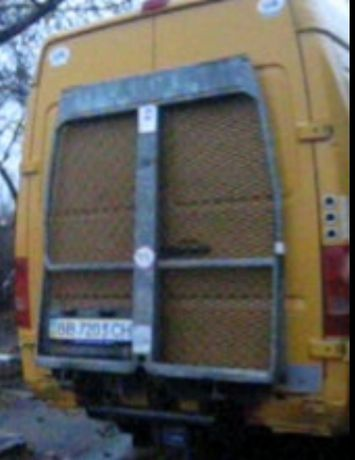 Гидроборт на микроавтобус