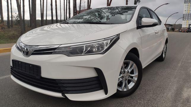 Тойота Corolla 2018 Целая Официал Сервис