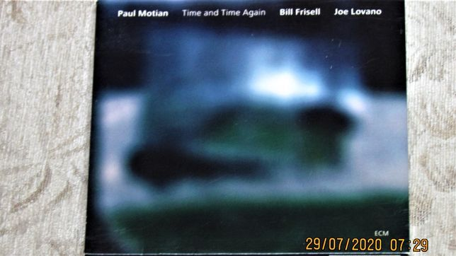 Paul Motian - Time and Time Again ; ECM CD ; (NM)