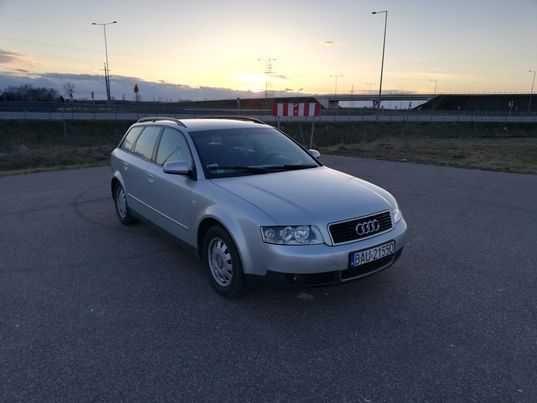 Audi A4 B6 1.6 Benzyna Kombi