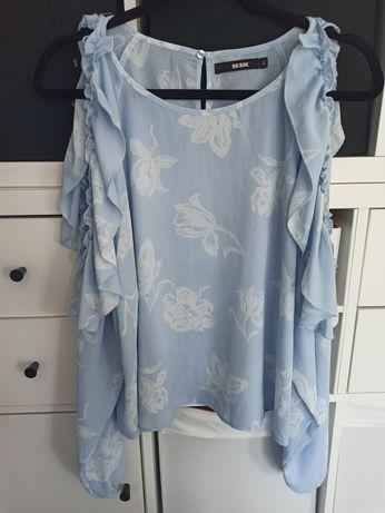 Romantyczna zwiewna bluzka top