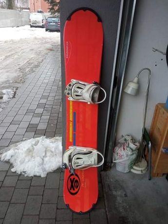 Deska snowboardowa salomon sequence 162