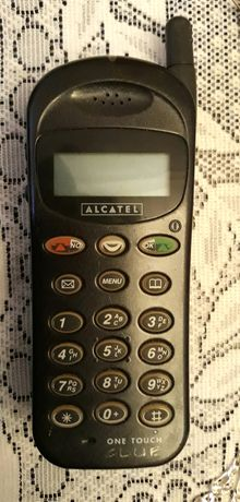 Telefon . Zabytek . Alcatel.
