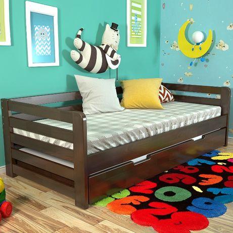 Кровать деревянная, детская кровать