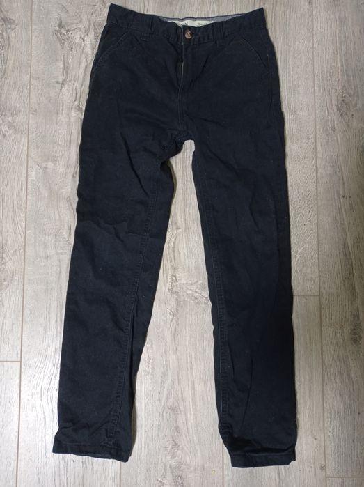 Школьные катоновые брюки 140-146р Киев - изображение 1