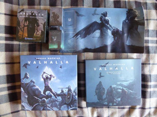 Valhalla + wszystko dodatki edycja zagramw.to + mata