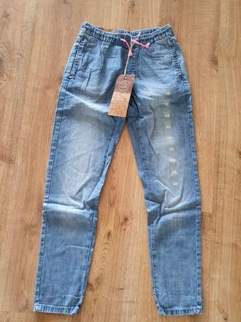 Spodnie Smyk 140