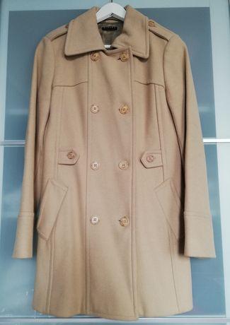 Płaszcz wełniany Sisley S