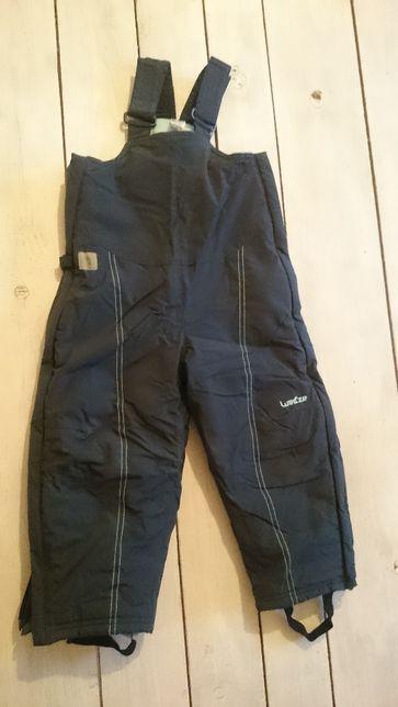 Spodnie zimowe DECATHLON r. 98 / 101 (3 lata)