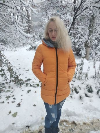 Куртка женская зимняя, р. 44-46