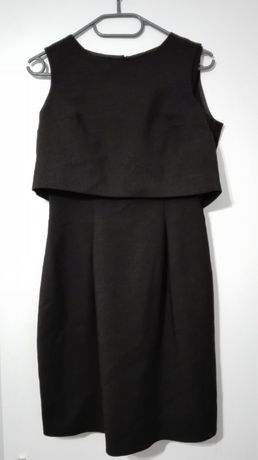 Sprzedam czarną sukienke Mohito 36
