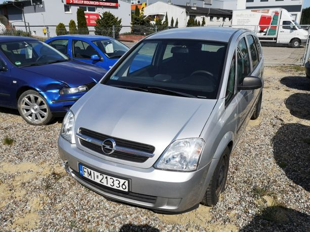 Opel Meriva 1,7 CDTI-74 KW-na części