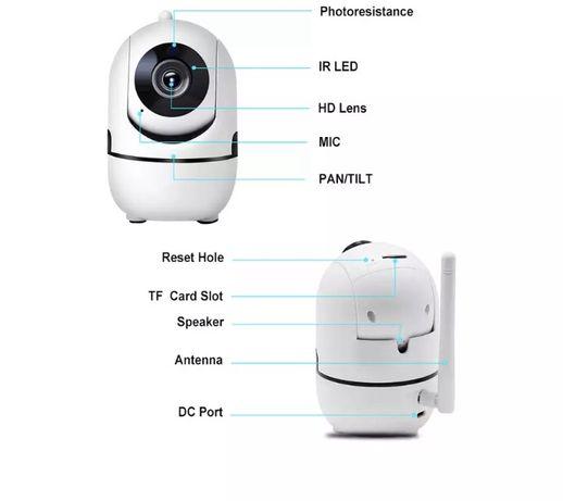 WiFi камера наблюдения с телефона