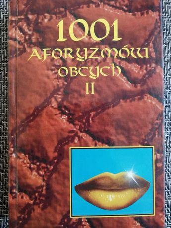 1001 aforyzmów obcych - Włodzimierz Masłowski