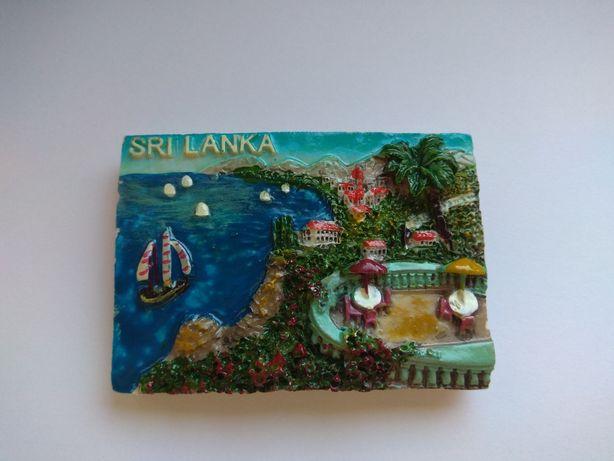 Magnes na lodówkę ze Sri Lanki