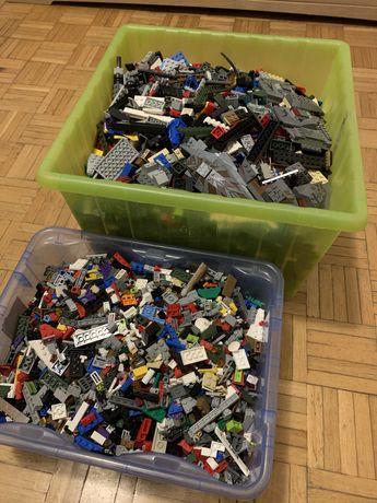 Lego 12kg (Star wars, city, technic)