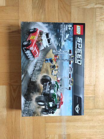 Klocki LEGO Speed Champions MINI 75894 NOWE woreczki nr 2 i nr 3