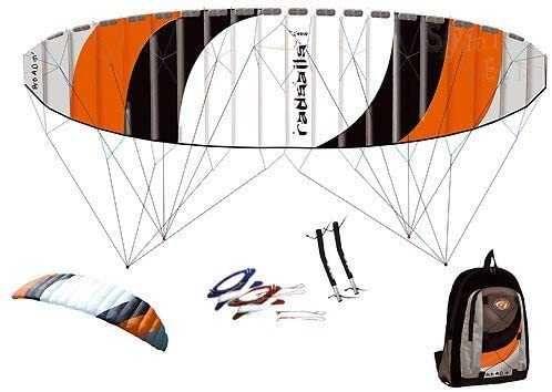 Power Kite/Papagaio > RADSAILS 4m2 > Para Desocupar