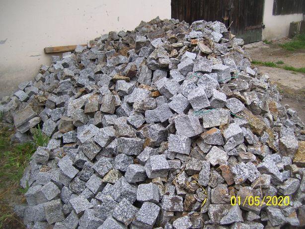 kostka granit odpadowa