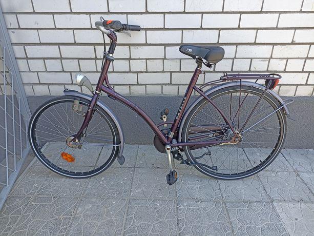 Велосипед на планетарке 28колесо Газель Голландия