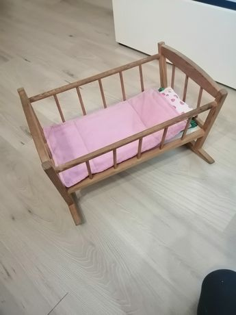 Sprzedam łóżeczko dla lalek