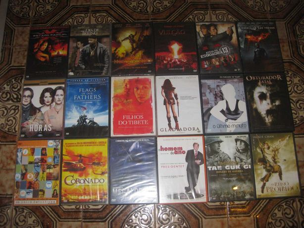 Mega Lote DVDs- Parte 2