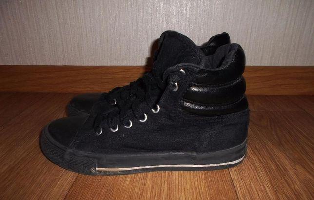 Ботинки для девочки(демисезонные).