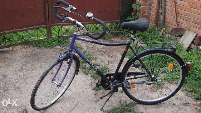 Велосипед (якУкраина) PEGASUs SITI Line планетарка5 скоростей немецкий