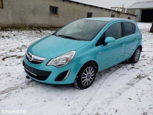 Opel Corsa Opel Corsa D 2010r. Benzyna, Sprowadzony po opłatach
