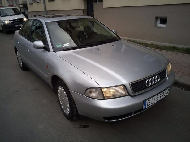 Audi A4 кузов B5 разборка/шрот/авторазбор!