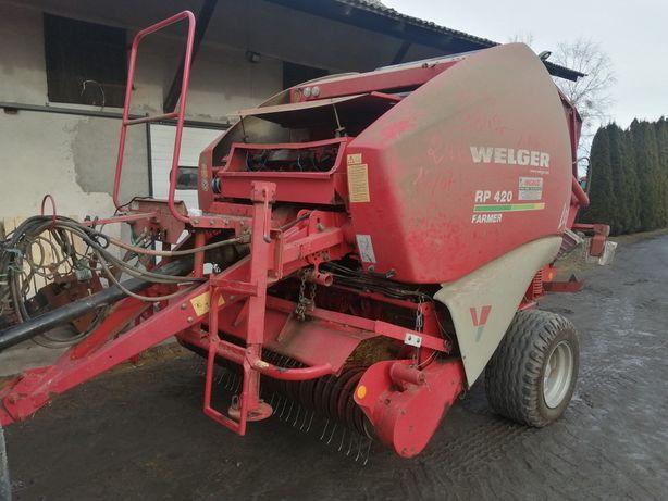 Prasa Lely-Welger Rp 420 Farmer 04r,