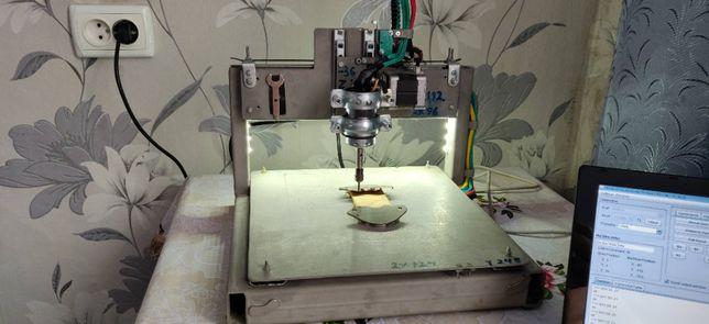 ЧПУ (CNC) фрезерный станок