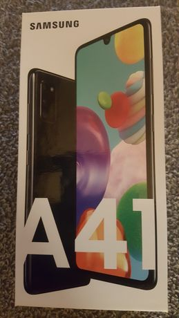 Samsung A41 Nowy zapląbowany Gwarancja