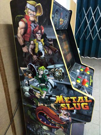 Máquina arcade Nova com 680 jogos