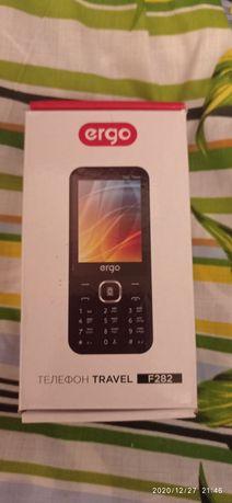 Ergo f282 Travel powerbank телефон повербанк