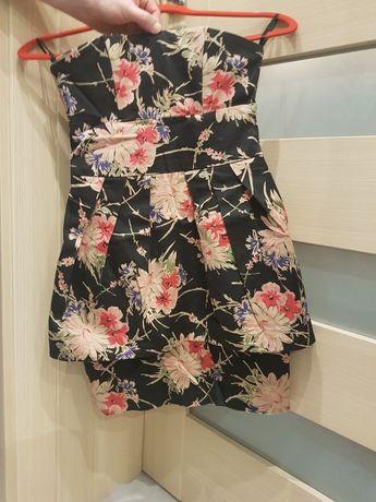 Piękna, elegancka sukienka rozm 34