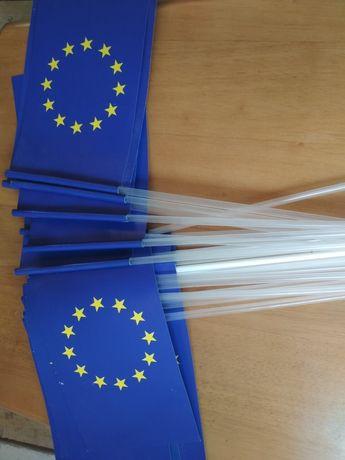 Флажки прапопці флаг ЕС Европейского Союза