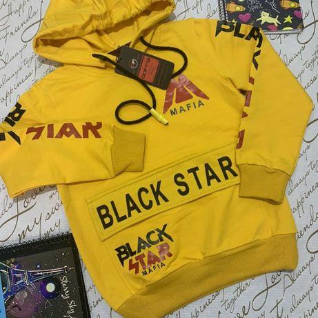 Супер модное худи Black star