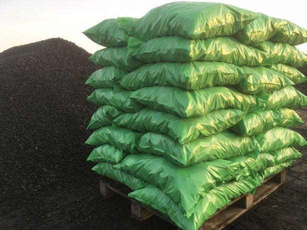 Węgiel Ekogroszek 28 MJ/kg, workowany 25kg