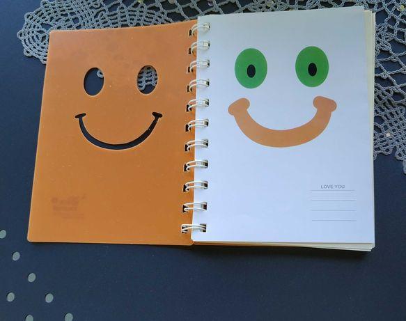 Notes z uśmiechem