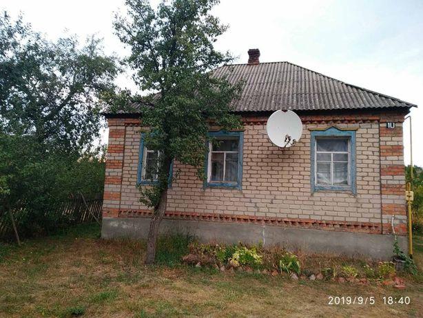 Продается дом 3900 в живописном селе Омельченки змиевской р-нн