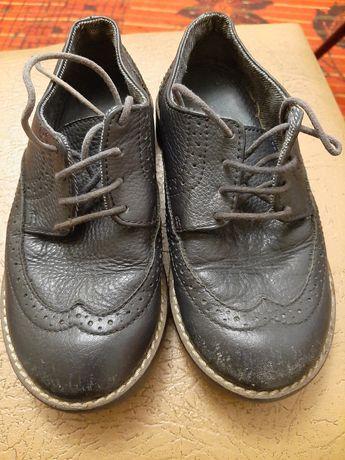 Туфли,броги кожа 27 размер