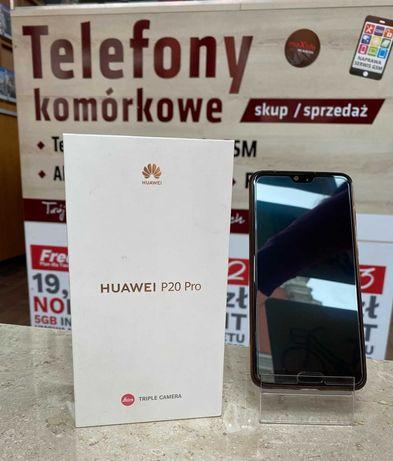 Huawei P20 PRO 128GB/6GB RAM Black LOMBARD Serwis